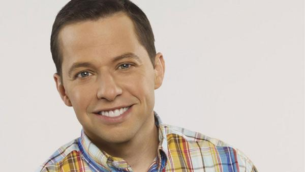 Jon Cryer appears in a promotional photo for CBS Two and a Half Men. - Provided courtesy of CBS
