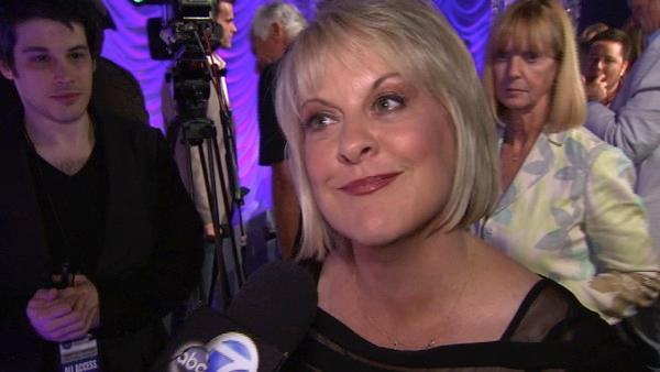 Nancy Grace talks about joining 'DWTS'