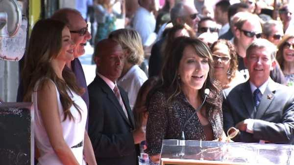 Katey Sagal: Ed O'Neill likes to talk food