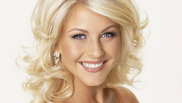 \Julianne Hough appears in a promotional photo for Dancing With The Stars. - Provided courtesy of ABC