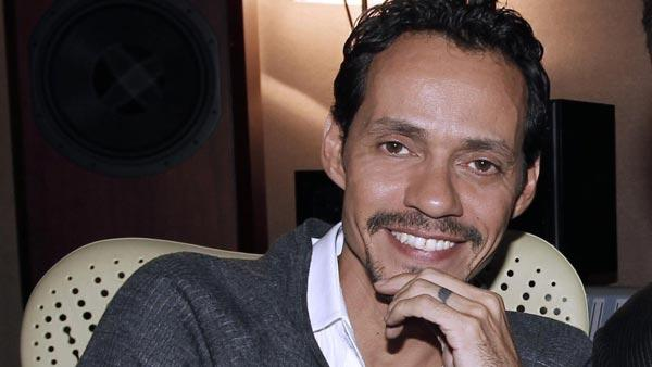 Marc Anthony appears in an interview for Nightline set to air on September 1, 2011. - Provided courtesy of ABC