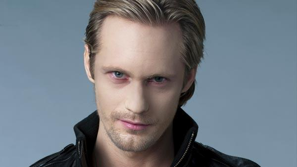 Alexander Skarsgard appears in a promotional photo for True Blood. - Provided courtesy of  HBO