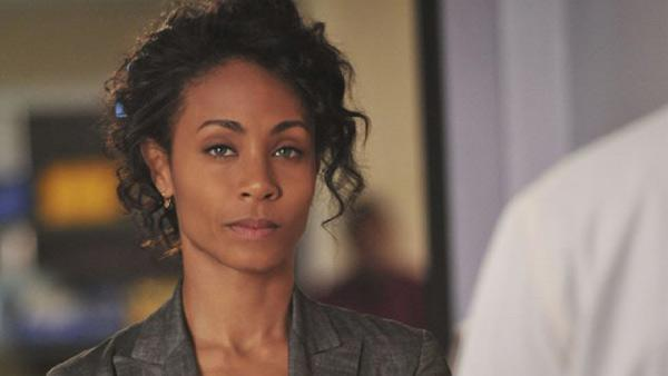 Jada Pinkett Smith appears in a still from HawthoRNe. - Provided courtesy of TNT