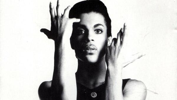 Prince appears on the cover of his 1986 album, Parade. - Provided courtesy of Warner Bros. Music