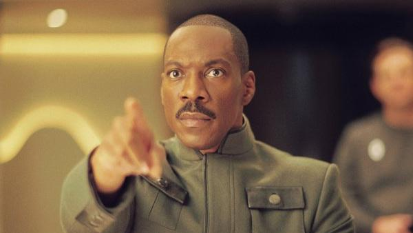 Eddie Murphy appears in a scene from the film, Meet Dave. - Provided courtesy of Twentieth Century Fox