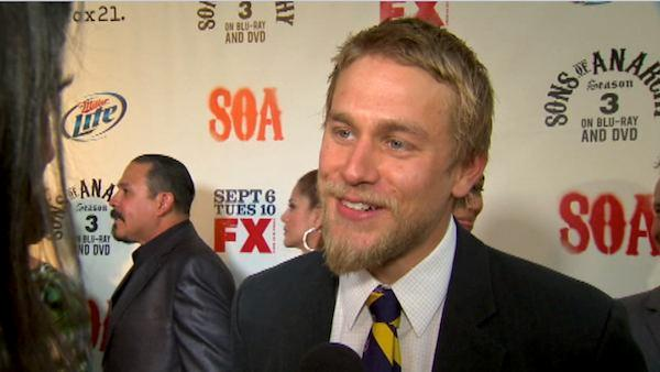 Charlie Hunnam talks 'Sons of Anarchy'