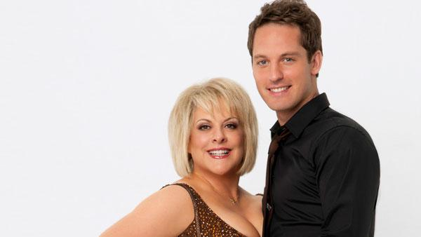 Television host Nancy Grace joins dance professional Tristan Macmanus on season 13 of Dancing With The Stars, which premieres on September 18 at 8 p.m. - Provided courtesy of OTRC