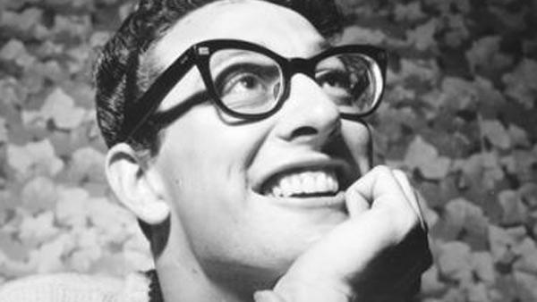 Buddy Holly appears in a photo posted on the singers Facebook page on Aug. 25, 2011. - Provided courtesy of facebook.com/officialbuddyholly