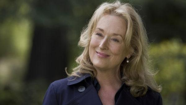 Meryl Streep appears in a scene from the film Its Complicated. - Provided courtesy of Relativity Media