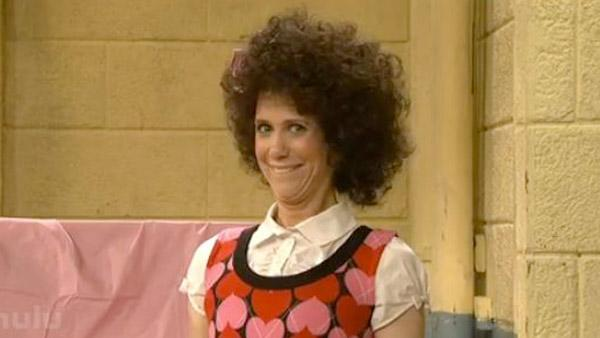 Kristen Wiig appears in a scene from 'Saturday Night Live.'