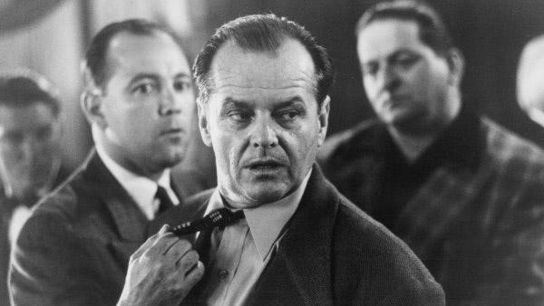 Jack Nicholson appears in a scene from the 1990 film, The Two Jakes. - Provided courtesy of Paramount Pictures