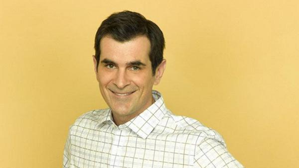 Ty Burrell appears in a promotional photo for the ABC series Modern Family. - Provided courtesy of ABC