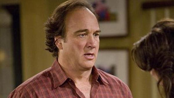Jim Belushi appears in a scene from the ABC show 'According To Jim.'
