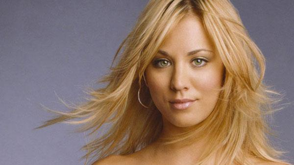 Kaley Cuoco appears in a promotional still from the CBS comedy series The Big Bang Theory. - Provided courtesy of CBS
