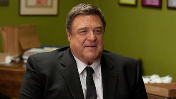 John Goodman appears in a still from Community. - Provided courtesy of NBC / Colleen Hayes