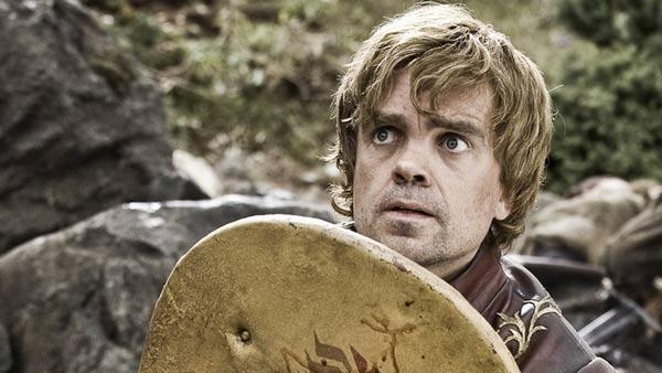 Peter Dinklage appears in a scene from the HBO series Game of Thrones. - Provided courtesy of HBO
