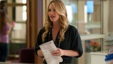 Christina Applegate appears in a promo for NBCs new comedy, Up All Night. - Provided courtesy of NBC