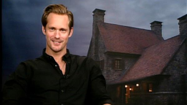 Alexander Skarsgard on 'Straw Dogs' character