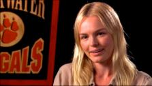 Kate Bosworth talks about Straw Dogs in an interview provided by Screen Gems. - Provided courtesy of none / Screen Gems