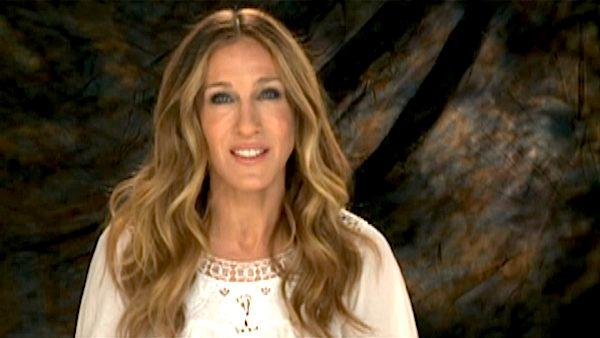 Sarah Jessica Parker talks 'I Don't Know How She Does It'