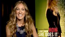 Sarah Jessica Parker talks to OnTheRedCarpet.com about I Dont Know How She Does It. - Provided courtesy of OTRC