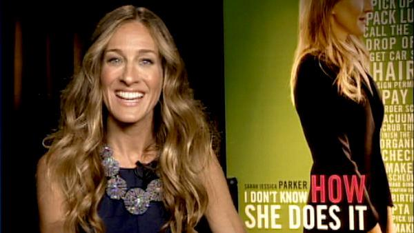 Sarah Jessica Parker says her new movie is for all working women
