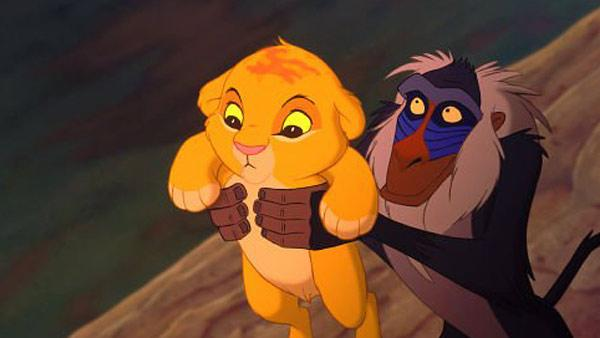 A still from the 1994 animated film, The Lion King. - Provided courtesy of Walt Disney Pictures / Bueno Vista Pictures