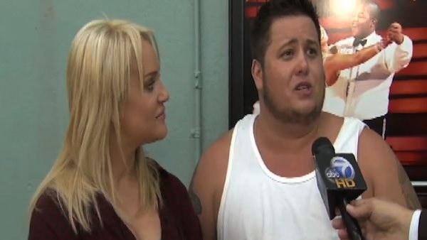 Chaz Bono describes how his body has changed from 'DWTS'