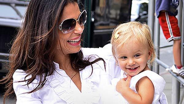 Bethenny Frankel and her daughter Bryn appear in an undated photo from her official website, Bethenny.com. - Provided courtesy of Bethenny.com