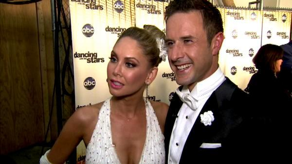 David Arquette talks first night on 'DWTS'