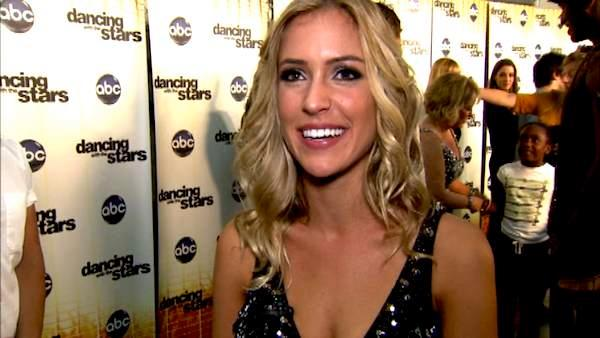 Kristin Cavallari talks to OnTheRedCarpet.com after the premiere of Dancing With The Stars on September 19, 2011. - Provided courtesy of OTRC