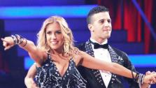 Reality Star Kristin Cavallari and her partner Mark Ballas received 19 out of 30 from the judges for their Cha Cha Cha on the season premiere of Dancing With The Stars. - Provided courtesy of ABC / Adam Taylor
