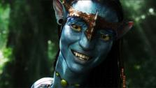 Zoe Saldana appears in a scene from the 2009 film Avatar. - Provided courtesy of 20th Century Fox