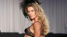 Gisele Bundchen appears in a photo posted on her Facebook page in 2011. - Provided courtesy of facebook.com/Gisele