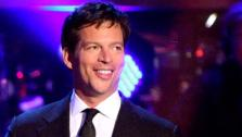 Harry Connick Jr. hit the Dancing With The Stars stage to perform On a Clear Day You Can See Forever on Dancing With The Stars: The Results Show on Tuesday, September 20, 2011. - Provided courtesy of OTRC