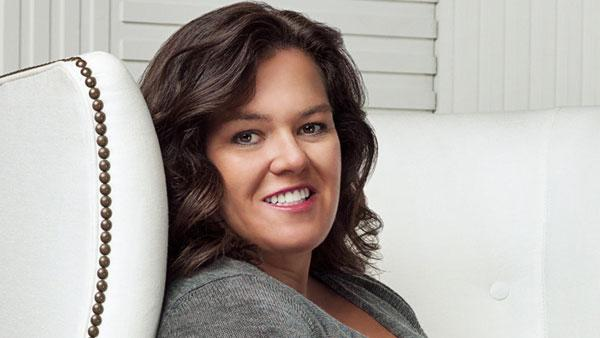 Rosie ODonnell appears in an undated promotional photo for her television series The Rosie Show on the OWN Network. - Provided courtesy of OWN