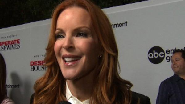 Marcia Cross talks life after 'Housewives'