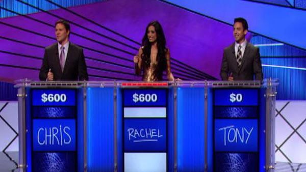 OTRC's Rachel & Chris play 'Jeopardy!'