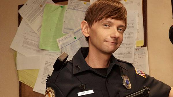 DJ Qualls appears in an undated promotional still from the series Memphis Beat. - Provided courtesy of TNT