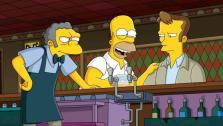 A scene from The Simpsons season 23 premiere episode set to air on September 25, 2011. - Provided courtesy of FOX