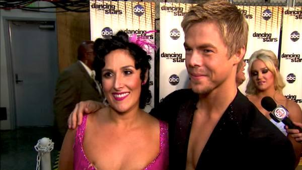 Ricki Lake talks 'DWTS' lead