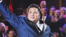 LGBT activist Chaz Bono and his partner Lacey Schwimmer received 17 out of 30 from the judges for their Quickstep on the September 26 episode of Dancing With The Stars.