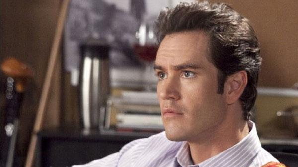 Mark-Paul Gosselaar appears in a scene from the TNT show Franklin and Bash, which debuted in June 2011. - Provided courtesy of TNT