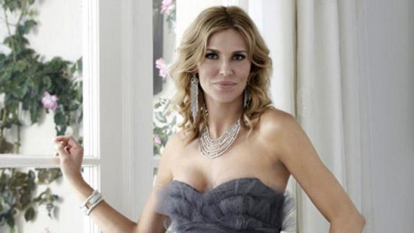 Brandi Glanville appears in a 2011 promotional photo for The Real Housewives of Beverly Hills. - Provided courtesy of Bravo