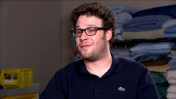 Seth Rogen talks about '50/50'