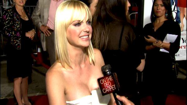 Anna Faris talks about her new film 'What's Your Number'