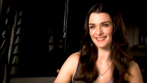 Rachel Weisz talks 'Dream House' love story