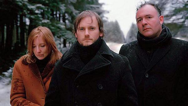 Geoff Barrow, Beth Gibbons and Adrian Utley appear in a promotional photo for their band, Portishead. - Provided courtesy of MySpace.com/Portishead