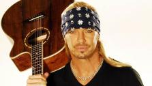 Bret Michaels appears in a promotional photo from his PetSmart product line in 2011. - Provided courtesy of PetSmart
