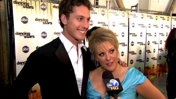 Nancy Grace talks motherhood, 'DWTS'